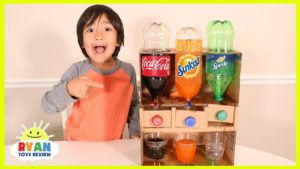 How to Make Cola Cola Soda Dispenser at Home out of Cardboard