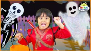 Halloween Songs for Children – Do you want to Trick or Treat Nursery Rhyme!
