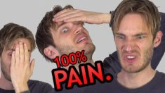 100% Pain to watch