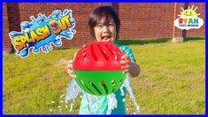 Don't Get Soaked Family Fun Activities with Splash Out!!!