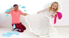 Настя вышла замуж
