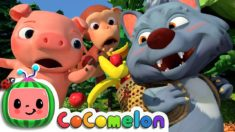 Apples and Bananas 2 | CoCoMelon Nursery Rhymes & Kids Songs