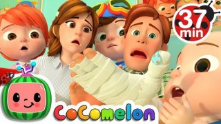 Boo Boo Song + More Nursery Rhymes & Kids Songs – CoCoMelon
