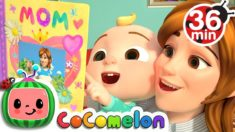 My Mommy Song + More Nursery Rhymes & Kids Songs – CoCoMelon