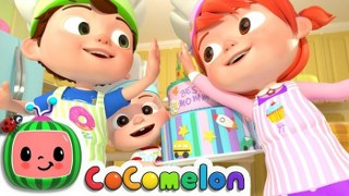 Pat A Cake 2 | CoCoMelon Nursery Rhymes & Kids Songs