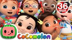 The More We Get Together 2 + More Nursery Rhymes & Kids Songs – CoCoMelon