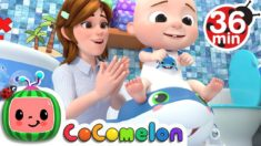 The Potty Song + More Nursery Rhymes & Kids Songs – CoCoMelon