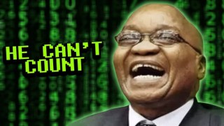 The president of South Africa VS Math