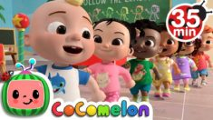 Follow the Leader Game  + More Nursery Rhymes & Kids Songs – CoCoMelon