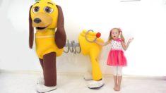 Настя и история игрушек