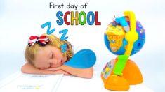 Песня про школу – первый день в школе