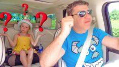 Настя и папа – смешные истории для детей