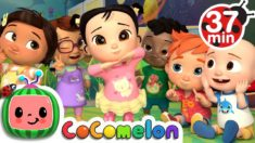Funny Face Song + More Nursery Rhymes & Kids Songs – CoCoMelon