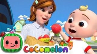 Helping Song | CoCoMelon Nursery Rhymes & Kids Songs