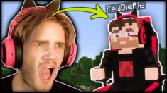 I found a PewDiePie Boss in Minecraft! (Real) – Part 26
