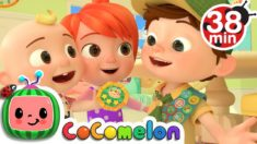 My Big Brother Song + More Nursery Rhymes & Kids Songs – CoCoMelon