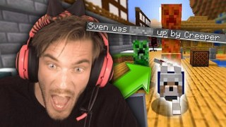 The UNTHINKABLE happened in Minecraft