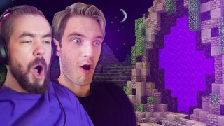 We found the CRAZIEST Nether in Minecraft!