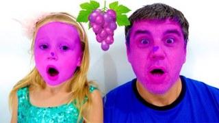 Песенка для детей про фруктовое мороженое от Насти