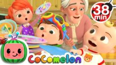 Helping Song + More Nursery Rhymes & Kids Songs – CoCoMelon