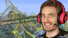 I went Creative Mode in Minecraft..