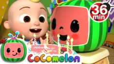 Cocomelon's 13th Birthday + More Nursery Rhymes & Kids Songs – CoCoMelon