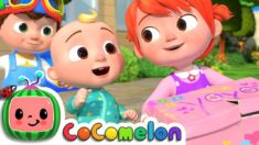 My Sister Song | CoCoMelon Nursery Rhymes & Kids Songs
