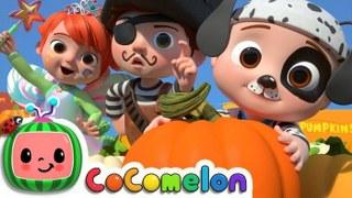 Pumpkin Patch – Fall Halloween Song | CoCoMelon Nursery Rhymes & Kids Songs