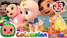 Stretching and Exercise Song + More Nursery Rhymes & Kids Songs – CoCoMelon