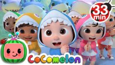 Baby Shark Submarine + More Nursery Rhymes & Kids Songs – CoCoMelon