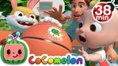 Basketball Song + More Nursery Rhymes & Kids Songs – CoCoMelon