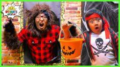 Halloween song for kids – Something Spooky Trick or Treat  Nursery Rhyme!