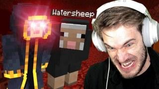 I summoned a forbidden Minecraft Boss
