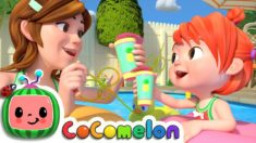 Mom and Daughter Song | CoCoMelon Nursery Rhymes & Kids Songs
