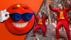 Hong Kong vs Joker Ends Fortnite  [MEME REVIEW] 👏 👏#68