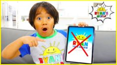 No More Ryan ToysReview….
