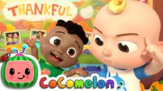 Thank You Song – School | CoCoMelon Nursery Rhymes & Kids Songs