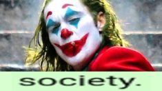 The Joker VS Society meme