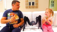 Настя играет с папой – сборник историй для детей