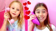 Настя и Стейси – истории про двух подруг и их игрушки