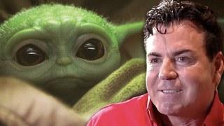 Baby Yoda, Papa John, MEME REVIEW