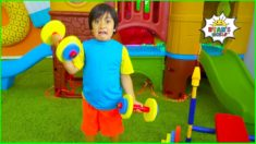 Exercise Songs for Children Body Parts Music Video and More!!!