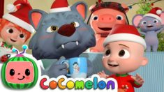 Christmas Songs Medley (Deck the Halls, Jingle Bells,  We Wish You a Merry Christmas)   CoCoMelon