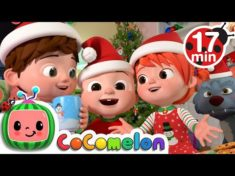 Christmas Songs Medley + More Winter Songs – CoCoMelon