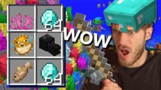 I found AMAZING loot from FISHING in Minecraft! – Part 23