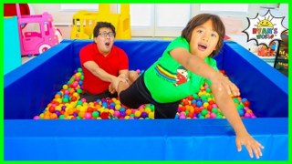 Last to Leave the Ball Pit Wins!!!