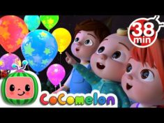 New Years Song | + More Nursery Rhymes & Kids Songs – CoCoMelon
