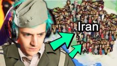 NINJA is drafted for WW3…
