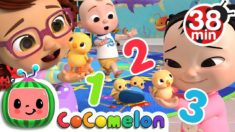 Numbers Song | + More Nursery Rhymes & Kids Songs – CoCoMelon