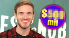 Pewdiepie NETWORTH revealed!